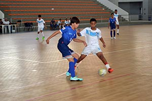 Lances do jogo Integral x Salesiano (12)